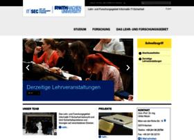 itsec.rwth-aachen.de