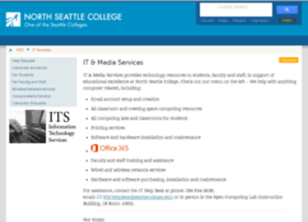 itservices.northseattle.edu