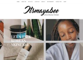 itsmayabee.com
