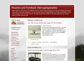 itsmygaragesales-feedback.blogspot.com