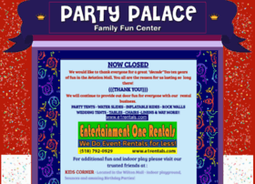 itsmypartypalace.com