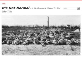 itsnotnormalisit.com