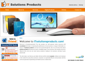itsolutionsproducts.com