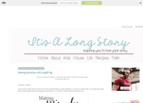 itsourlongstory.blogspot.com