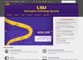 itsweb.lsu.edu