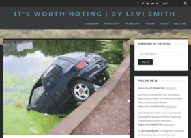itsworthnoting.com