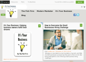 itsyourbusiness.thefishfirm.com