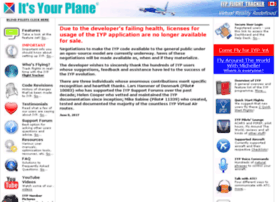 itsyourplane.com