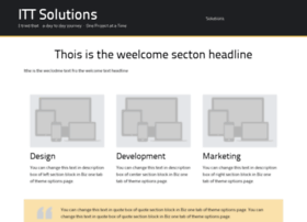 ittsolutions.com