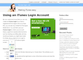 itunes-login.net
