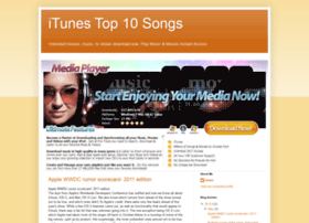 itunes-top-10-songs.blogspot.com