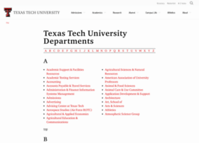 itunes.ttu.edu