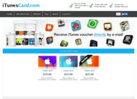 itunescard.com