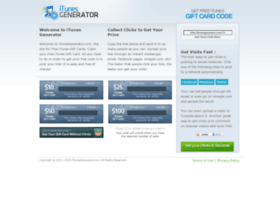 itunesgenerator.com