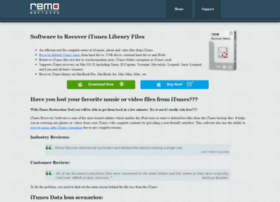 itunesrecoverysoftware.com