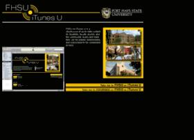 itunesu.fhsu.edu