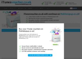 itunesvoucher.co.uk