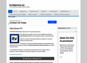 itvcitaprevia.es