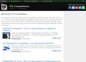 itvcompetitions.co.uk