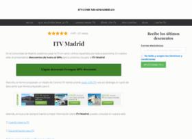 itvcomunidadmadrid.es