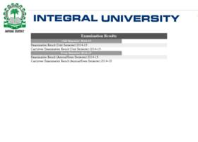 iuet.integraluniversity.ac.in