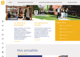 iut.univ-lemans.fr