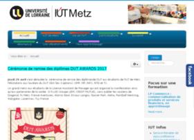 iut.univ-metz.fr