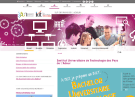 iutpa.univ-pau.fr