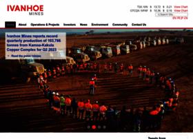 ivanhoemines.com