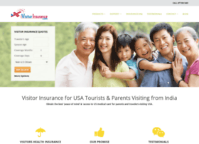 ivisitorinsurance.com