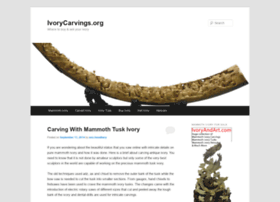 ivorycarvings.org