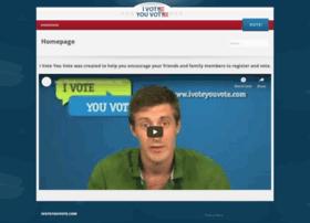 ivoteyouvote.com