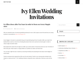 ivyellenweddinginvitations.co.uk