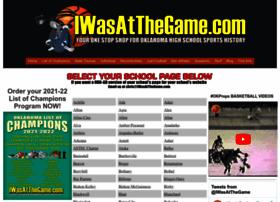 iwasatthegame.com