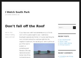 iwatchsouthpark.com