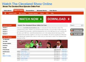 iwatchtheclevelandshow.com