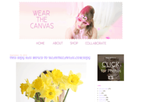 iwearthecanvas.blogspot.com