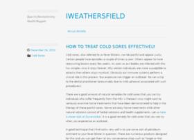 iweathersfield.com