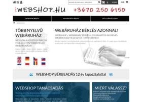 iwebshop.hu