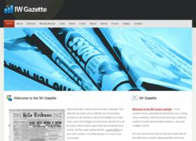 iwgazette.co.uk