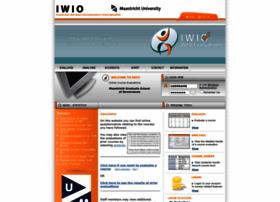 iwio-mgsog.maastrichtuniversity.nl