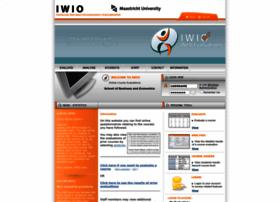 iwio-sbe.maastrichtuniversity.nl