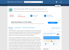 iwisoft-flash-swf-to-video-converter.software.informer.com