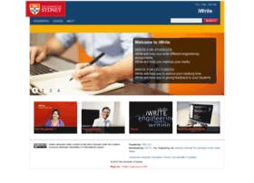 iwrite.sydney.edu.au