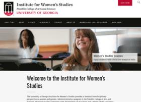 iws.uga.edu