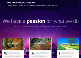 iwstechnologygroup.com