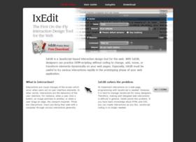 ixedit.com