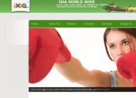 ixiaworldwide.com