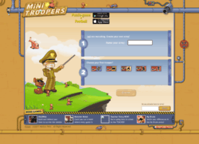iyal.minitroopers.com