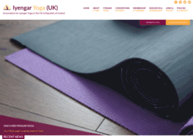 iyengaryoga.org.uk